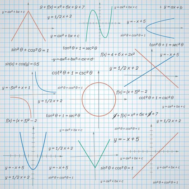 matematičke formule matematička terminologija rečnik matematike